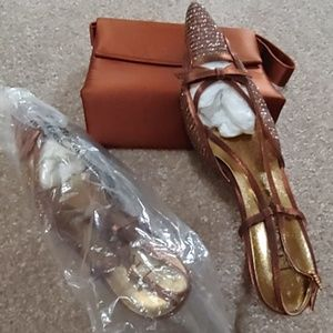Evening bag and shoes